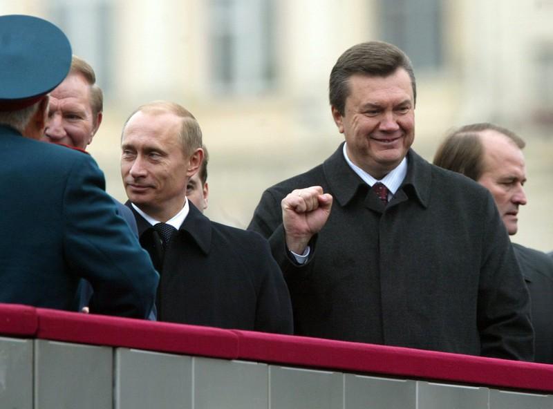 Чаще при Кучме, реже - при остальных: Когда Путин приезжал в Украину3