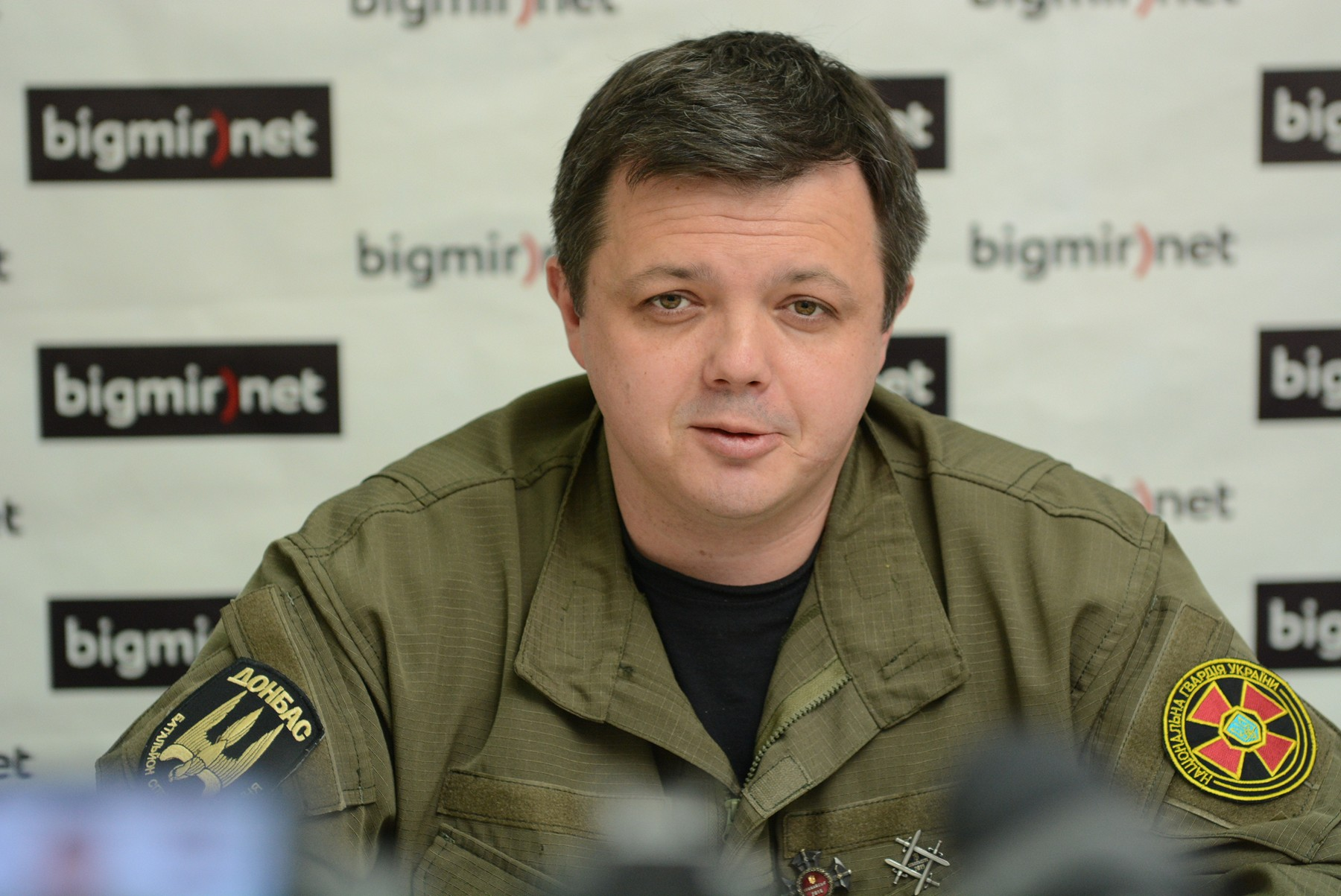 """Экс-командующий батальоном """"Донбасс"""" Семенченко : """"А, так это, значит, был подонок Муженко, а не"""