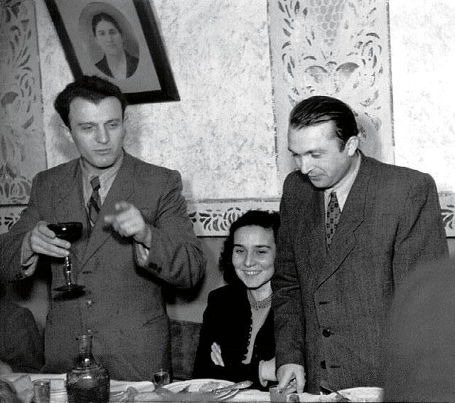 В 1950-е годы Эдуард Шеварднадзе занимал пост первого секретаря обкома комсомола Кутаиси