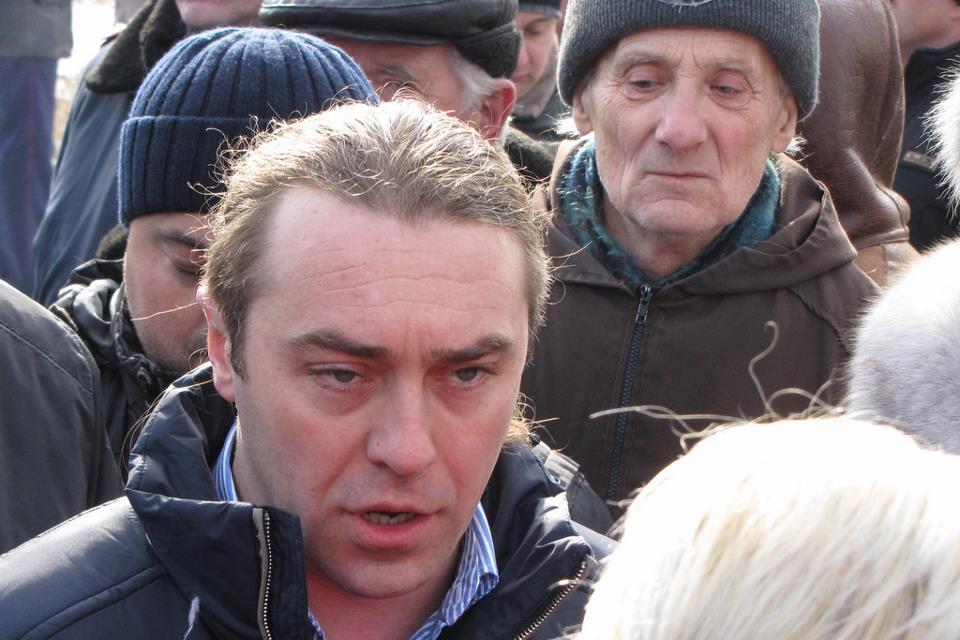 Депутат Мирошниченко