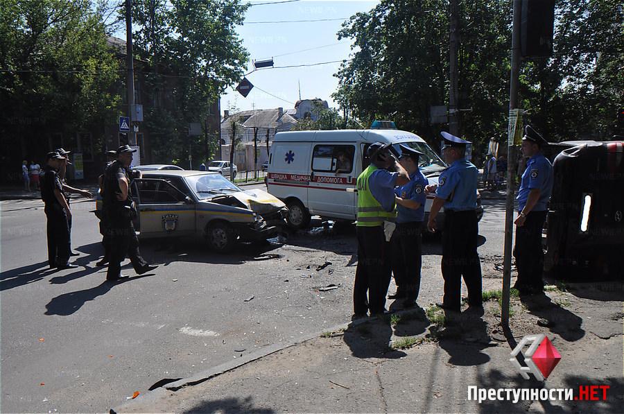 В попавшем в ДТП Hyundai находились свидетели по делу «врадиевских насильников»