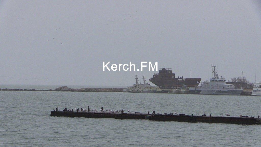 Пропавшие украинские катера просто переместили внутри порта