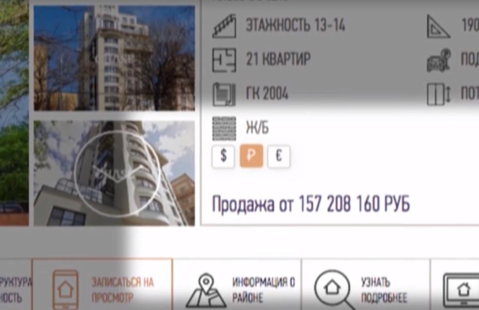 Стоимость квартиры в Москве