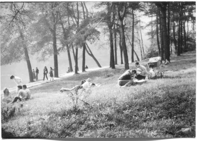1970-е. Голосеевский парк