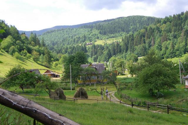 Оздоровление в прикарпатской Сходнице: отели и санатории курорта