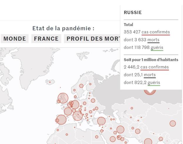 Газета отдала Крым России