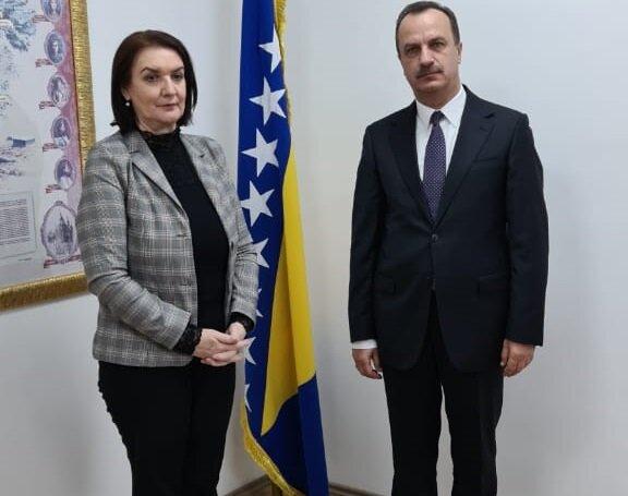 Посол с прокурором