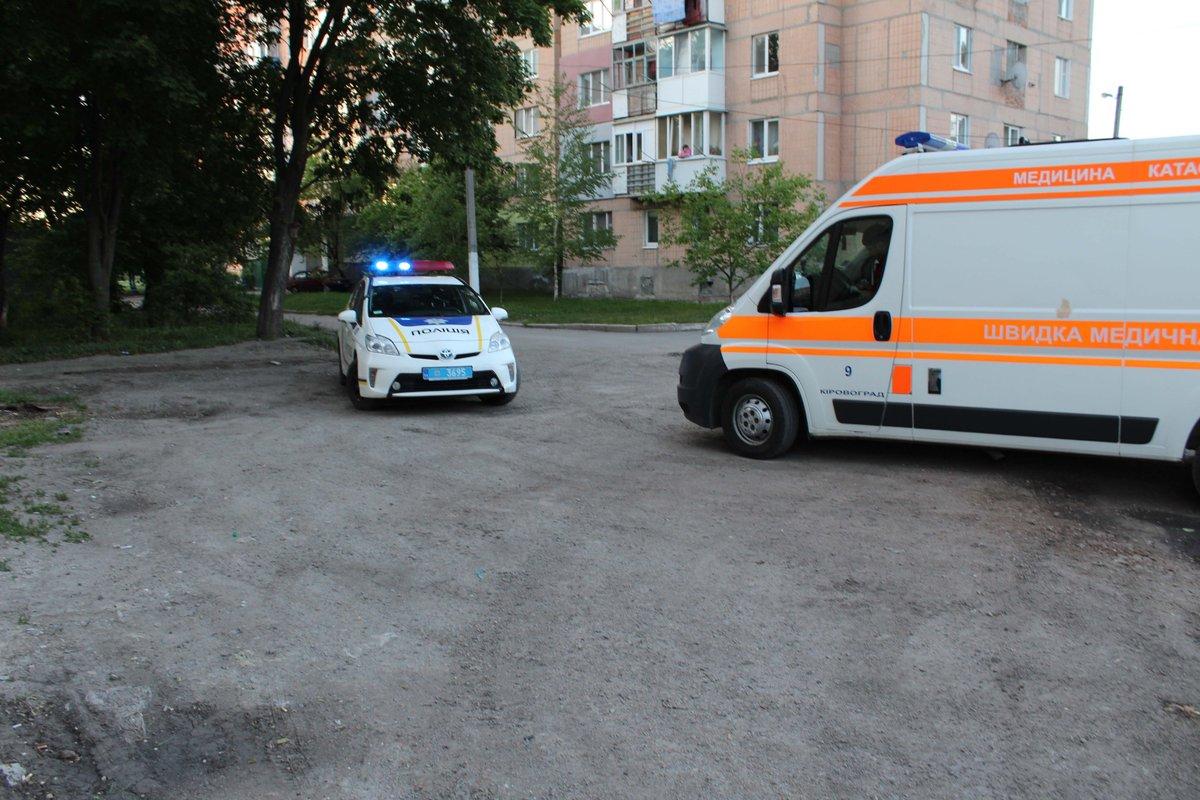 ВКропивницком подорвали депутата  в своем  автомобиле
