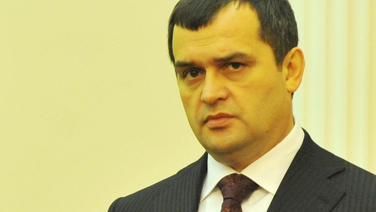 Захарченко отчитался о ситуации во Врадиевке
