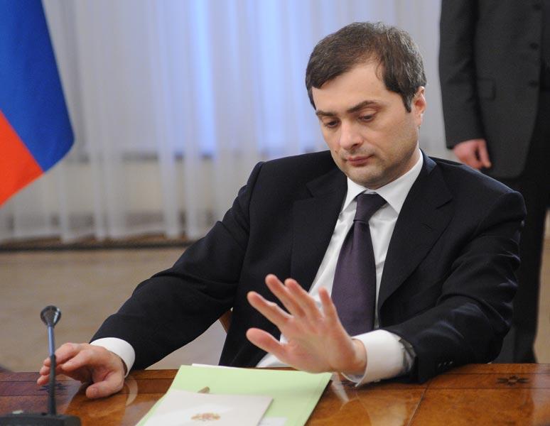 Суркова подозревают в причастности к событиям в Киеве