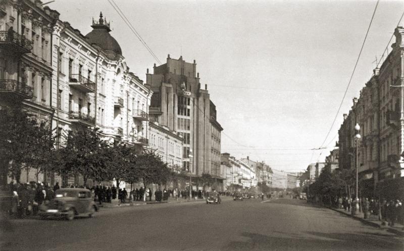 Киев под нацистами: кто жег и взрывал Крещатик. Серия 2