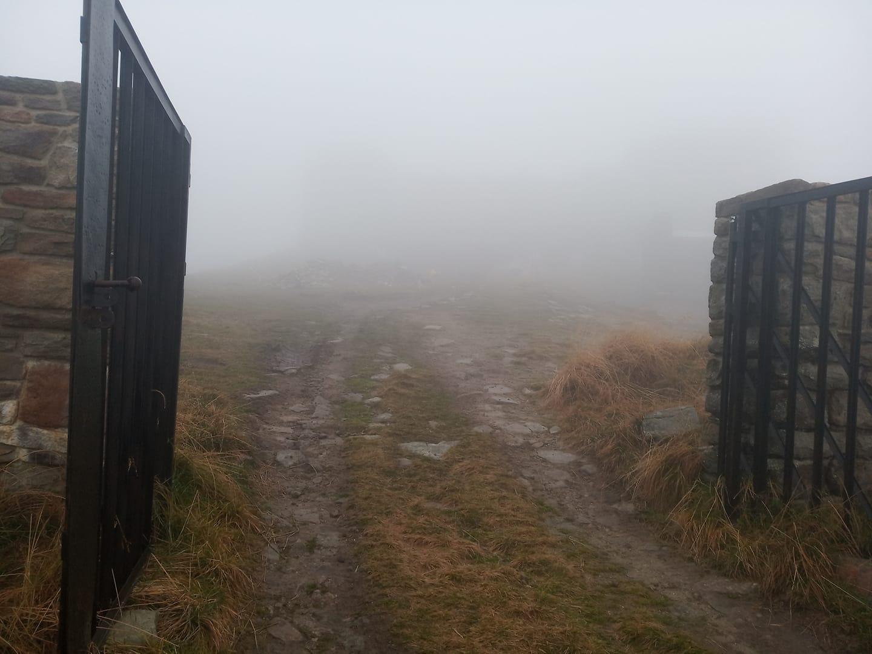 Еще вчера в Карпатах было облачно, без осадков
