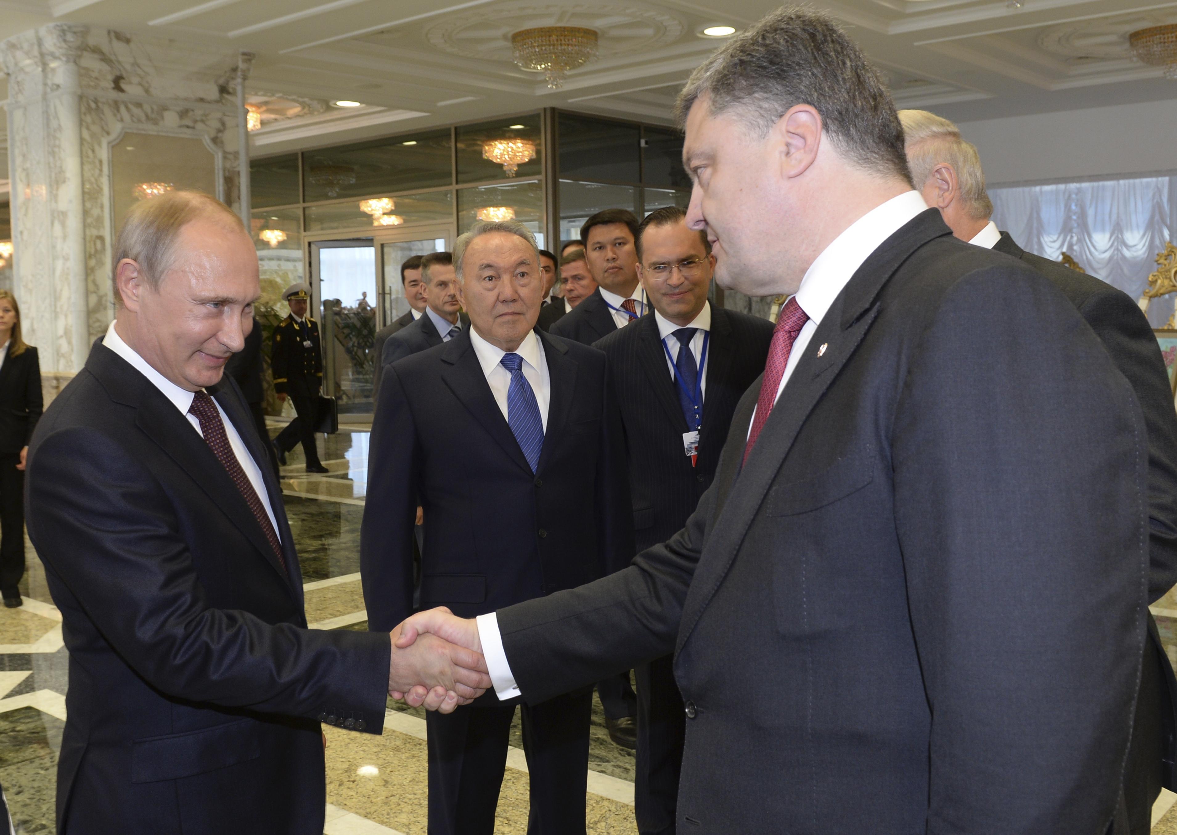 Трехсторонняя контактная группа подписала соглашение о разведении сторон на трех участках в зоне АТО, - пресс-секретарь Кучмы - Цензор.НЕТ 1783