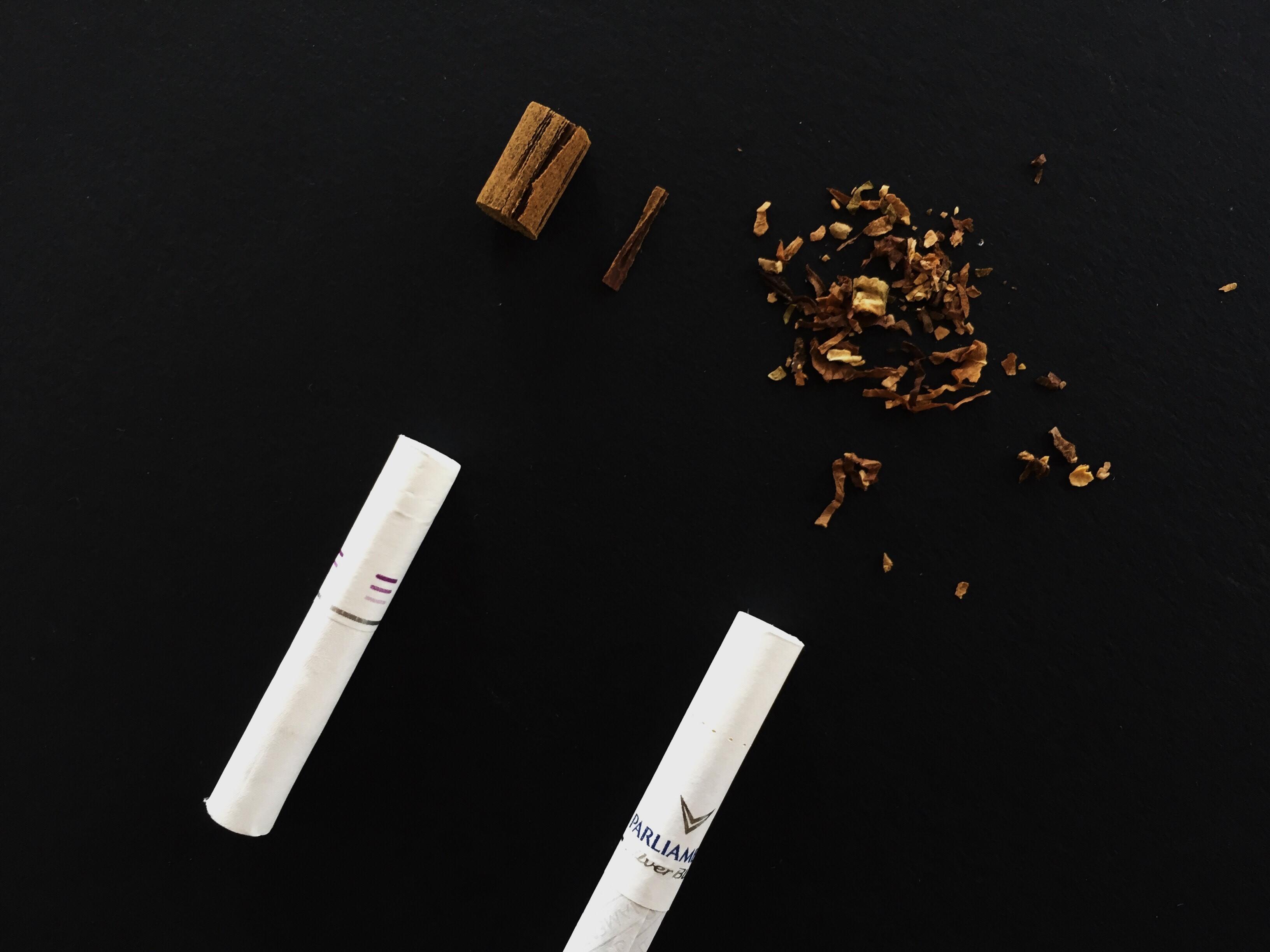 Для стиков используется натуральный табак, измельченный, спрессованный и обработанный по специальной технологии