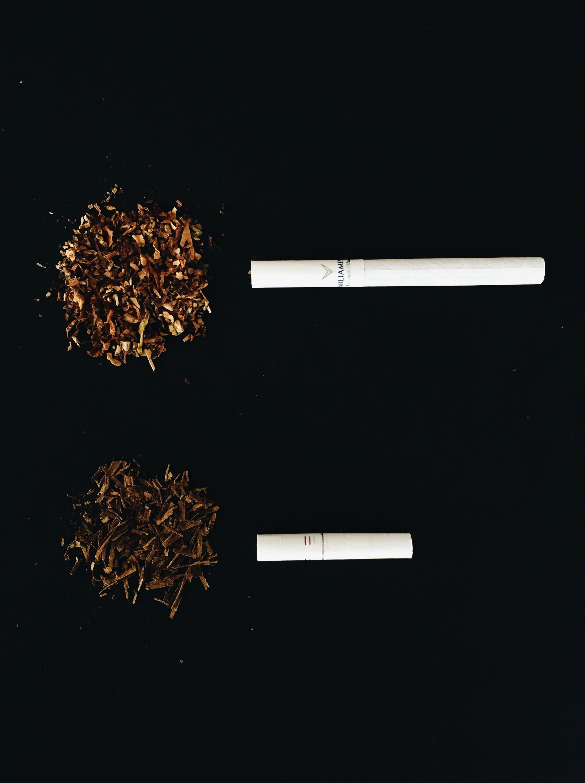 Хотя стик вдвое короче сигареты, его хватает на те же 14 затяжек
