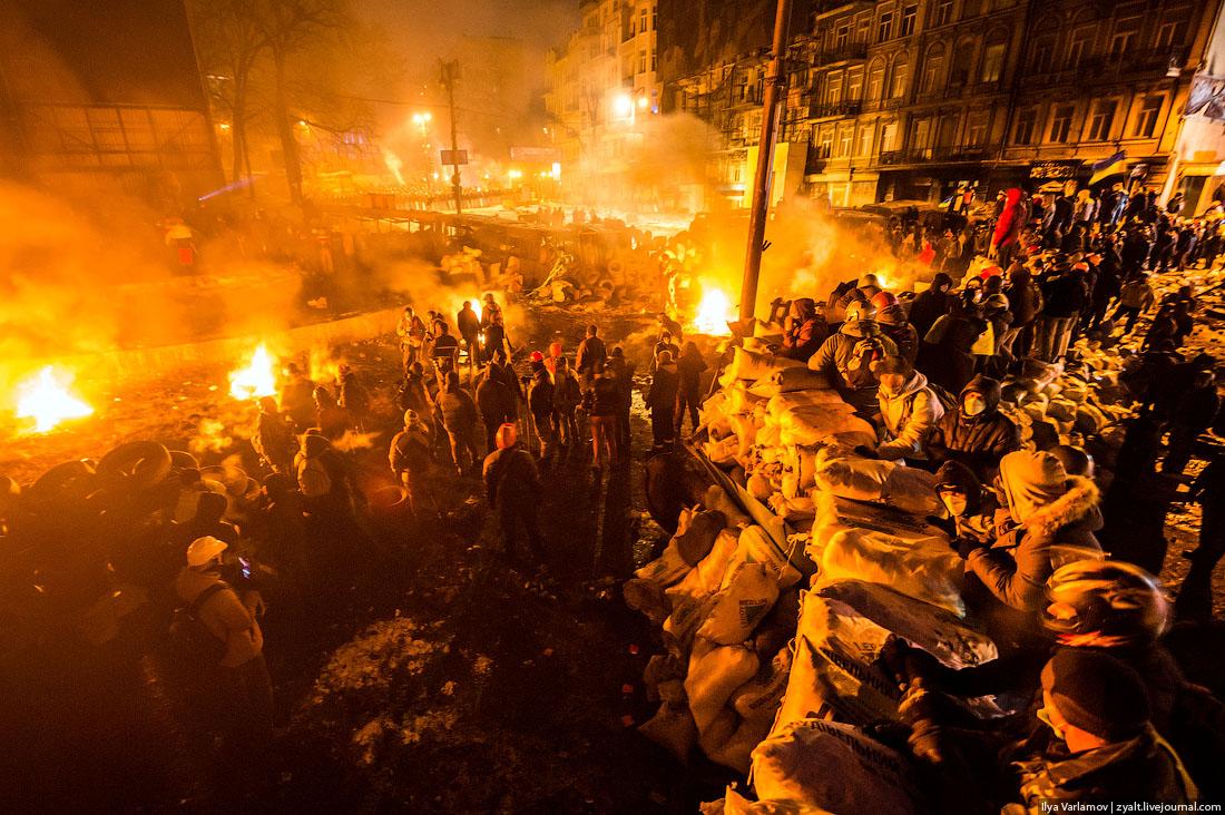 Спрос на туры в Киев с ноября упал на 90%