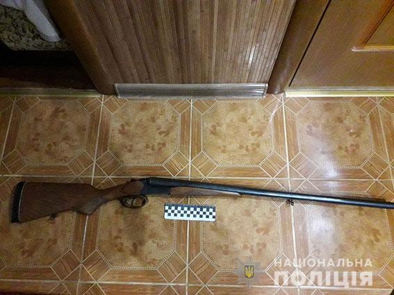 Владельцу дома пришлось стрелять, так как вор напал на него с ломом
