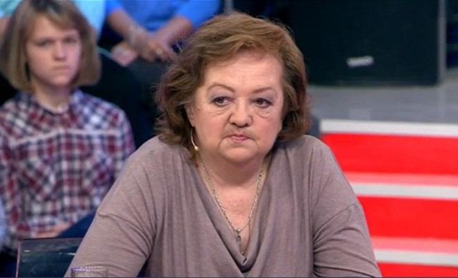 дочь фото людмила гурченко