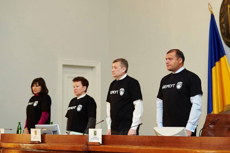 """Россия включила в обменный список пленных 5 """"беркутовцев"""", но Украина никогда их не выдаст, - Шкиряк - Цензор.НЕТ 944"""