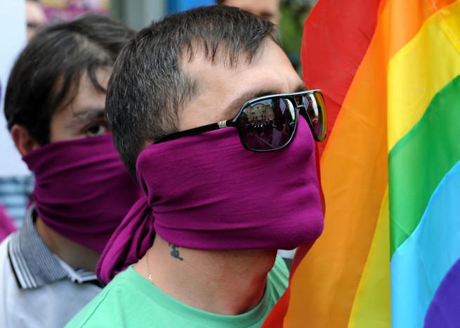 Большинство против гей-парада в Киеве