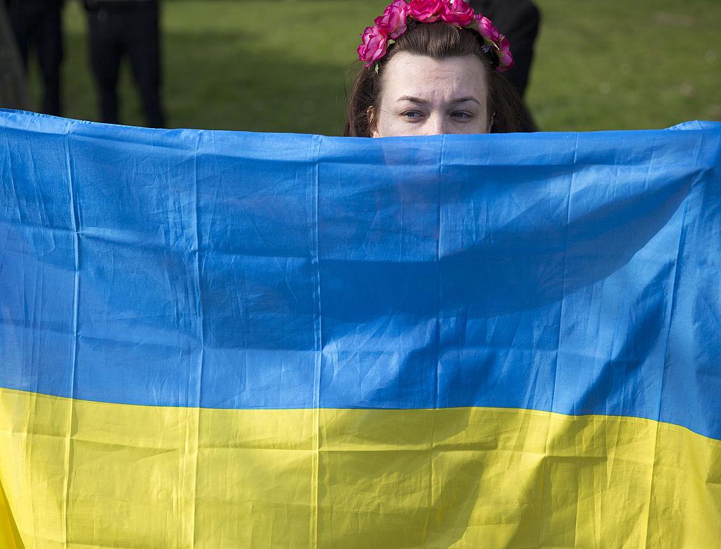 Годовщину независимости юго-восток Украины встретил, спрятав глаза