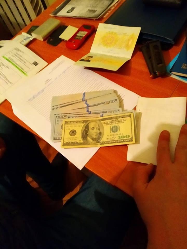 Всего подозреваемые успели получить 40 тысяч долларов до того, как их поймали
