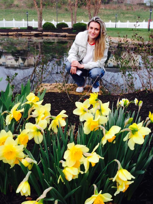 Весна в Канзасе. Фото: Елена Роллинз