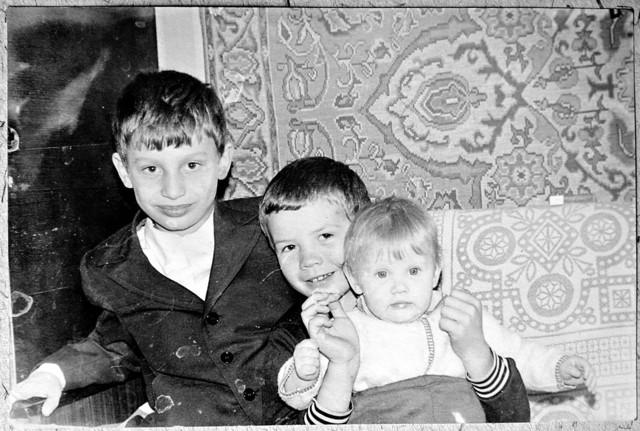 Виталий Кличко любил свою учительницу