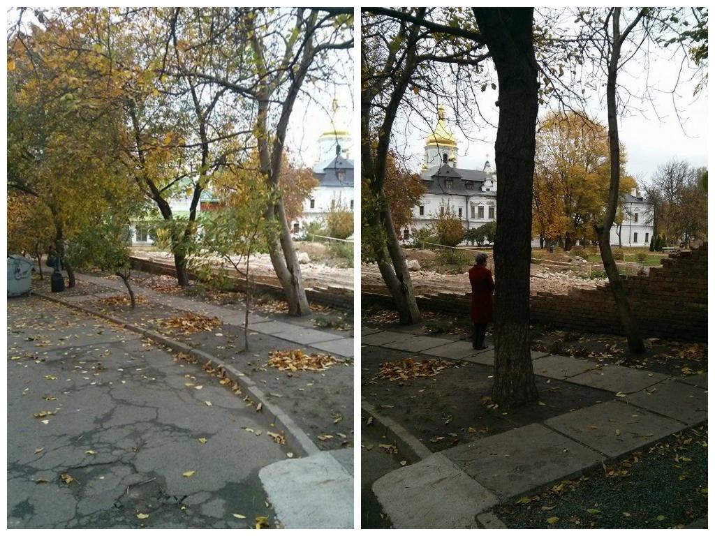 На ремонт дыры уйдет не меньше 100 тыс. грн