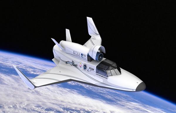 Lynx Mark II - космический аппарат для туристических полетов  в космос.