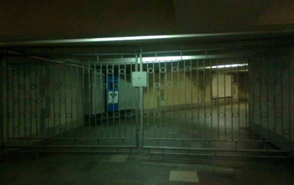 Метро обещают открыть после стабилизации ситуации в столице