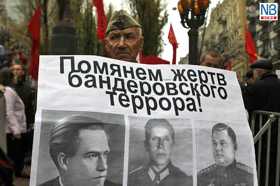 Коммунисты прошлись по Крещатику
