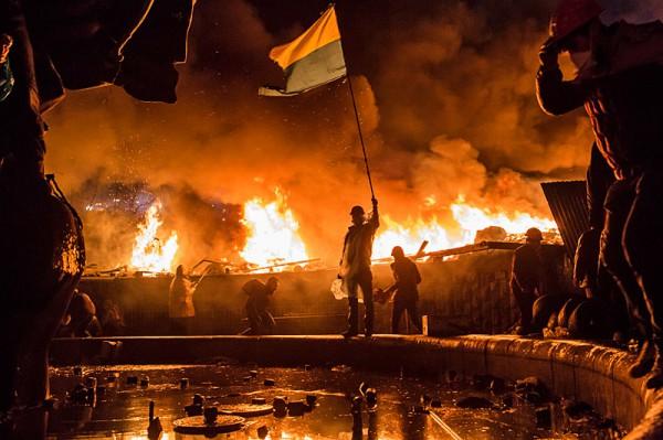 21 ноября 2013 года начался Евромайдан