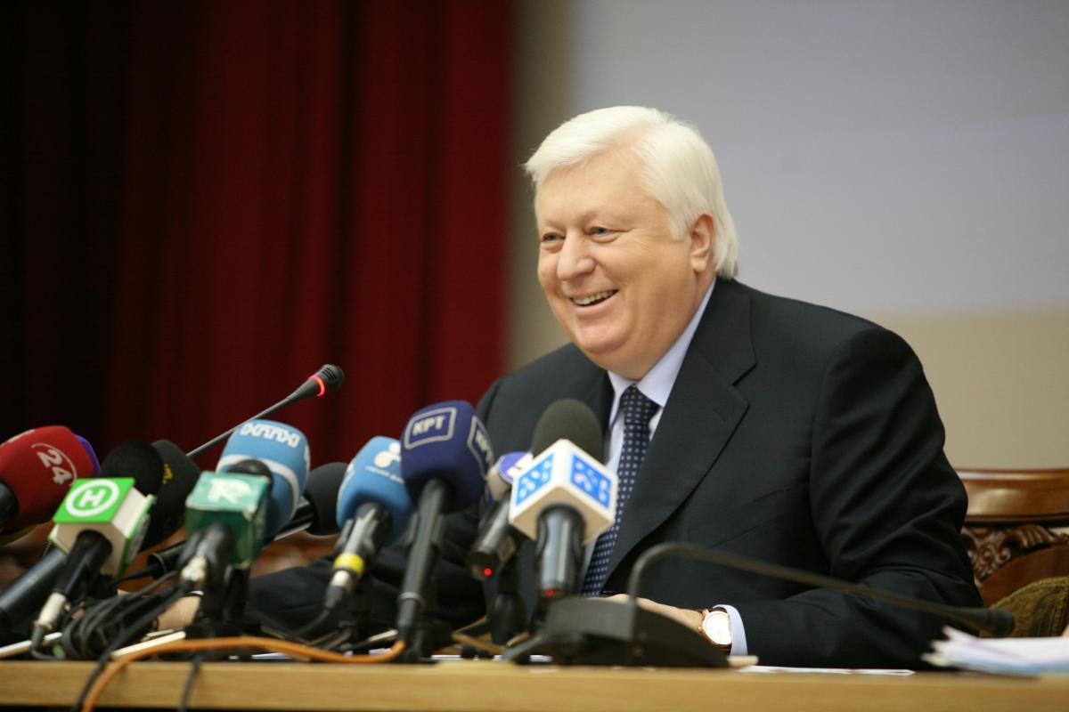 Виктор Пшонка хочет уволить главного кадровика прокуратуры Николаевской области