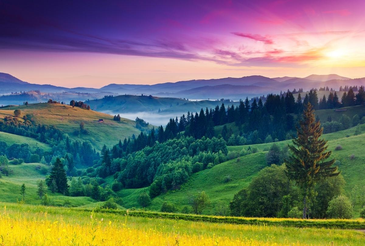 1-7 сентября в Украине будет тепло и солнечно