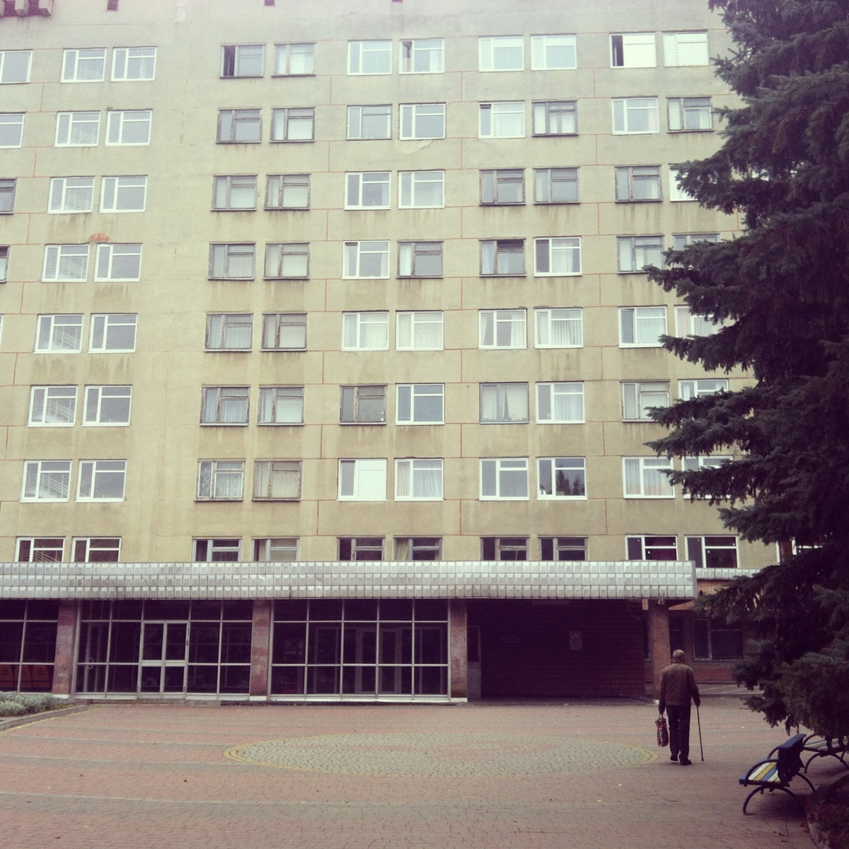 Больница на 602 харьков
