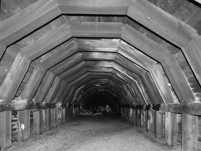 Подземные тоннели Портленда