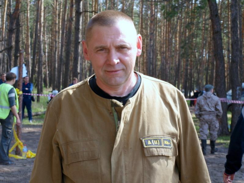 Игорь Ефимов. Погиб в Украине, в боях под Луганском.