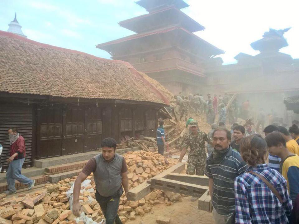 В Непале произошло второе землетрясение за сутки