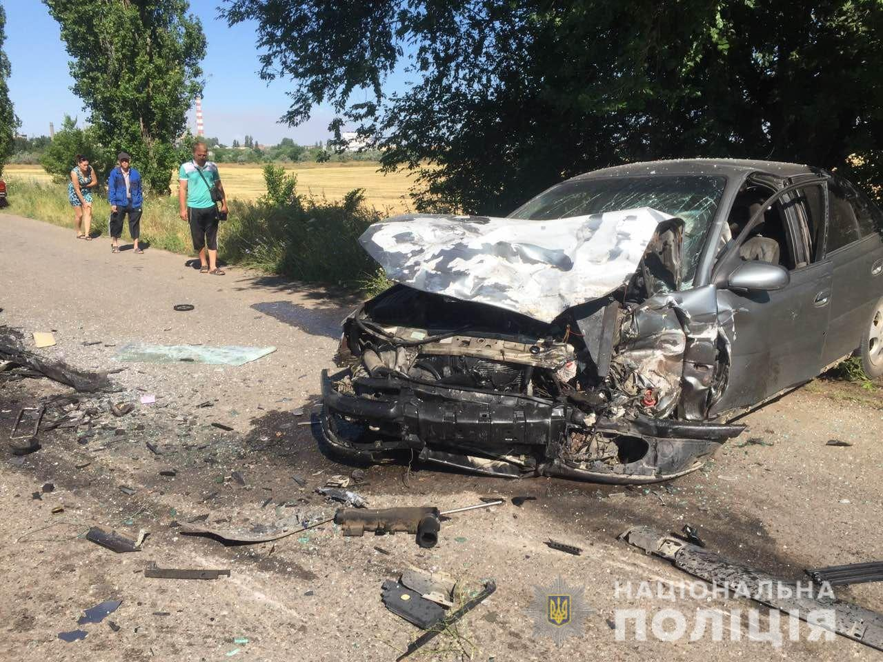 Погиб 10-летний водитель Жигулей