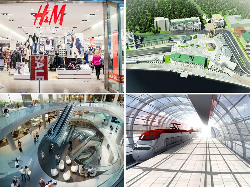 Объекты, которые планируют открыть в Киеве в 2014 году