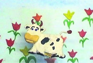 Кадр из мультфильма «Ола-ла»