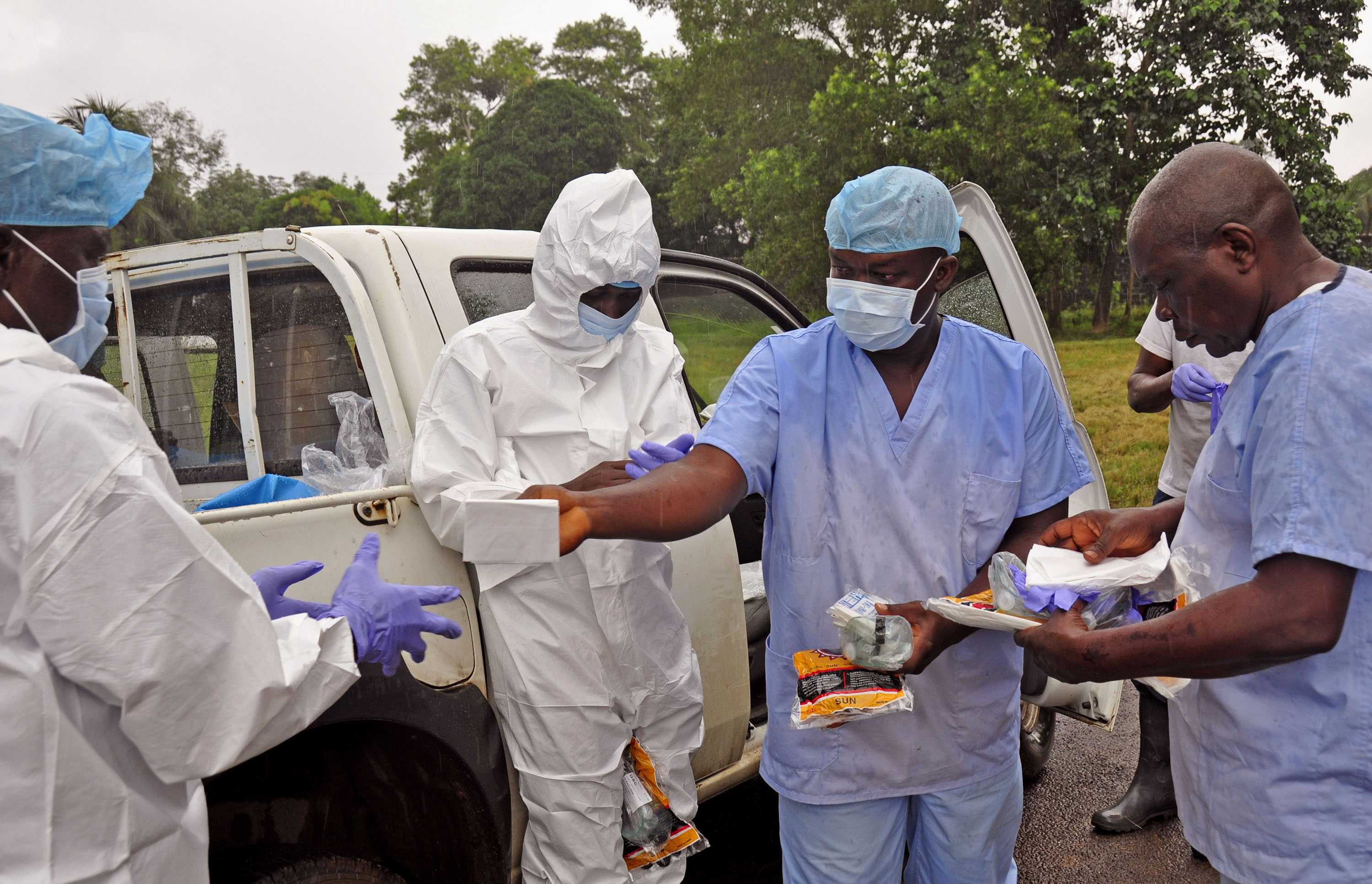 Ebola patient planning wedding