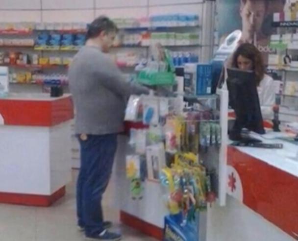 Петр Порошенко в Испании
