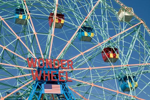 Wonder Wheel (Чудо-колесо)
