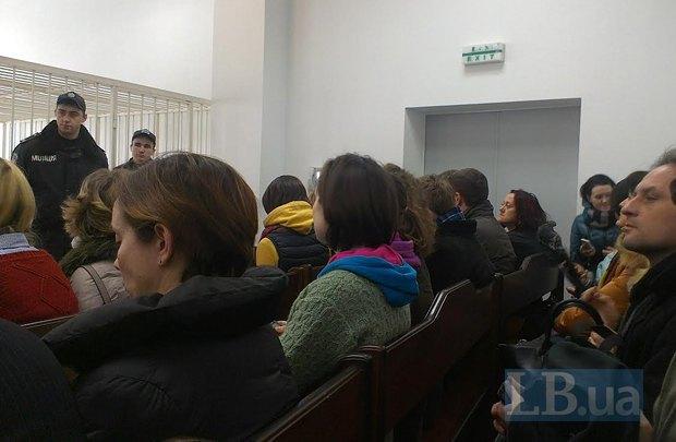 Апелляционный суд рассматривает дела обвиняемых в организации массовых протестов.