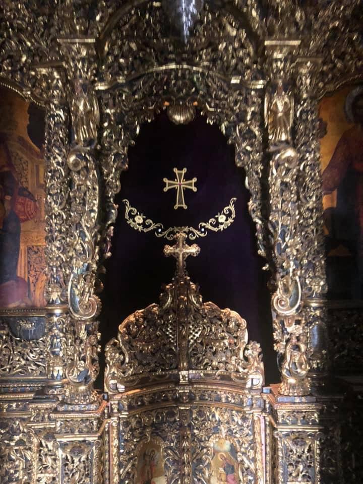 ПЦУ отправила архиепископа на остров Патмос
