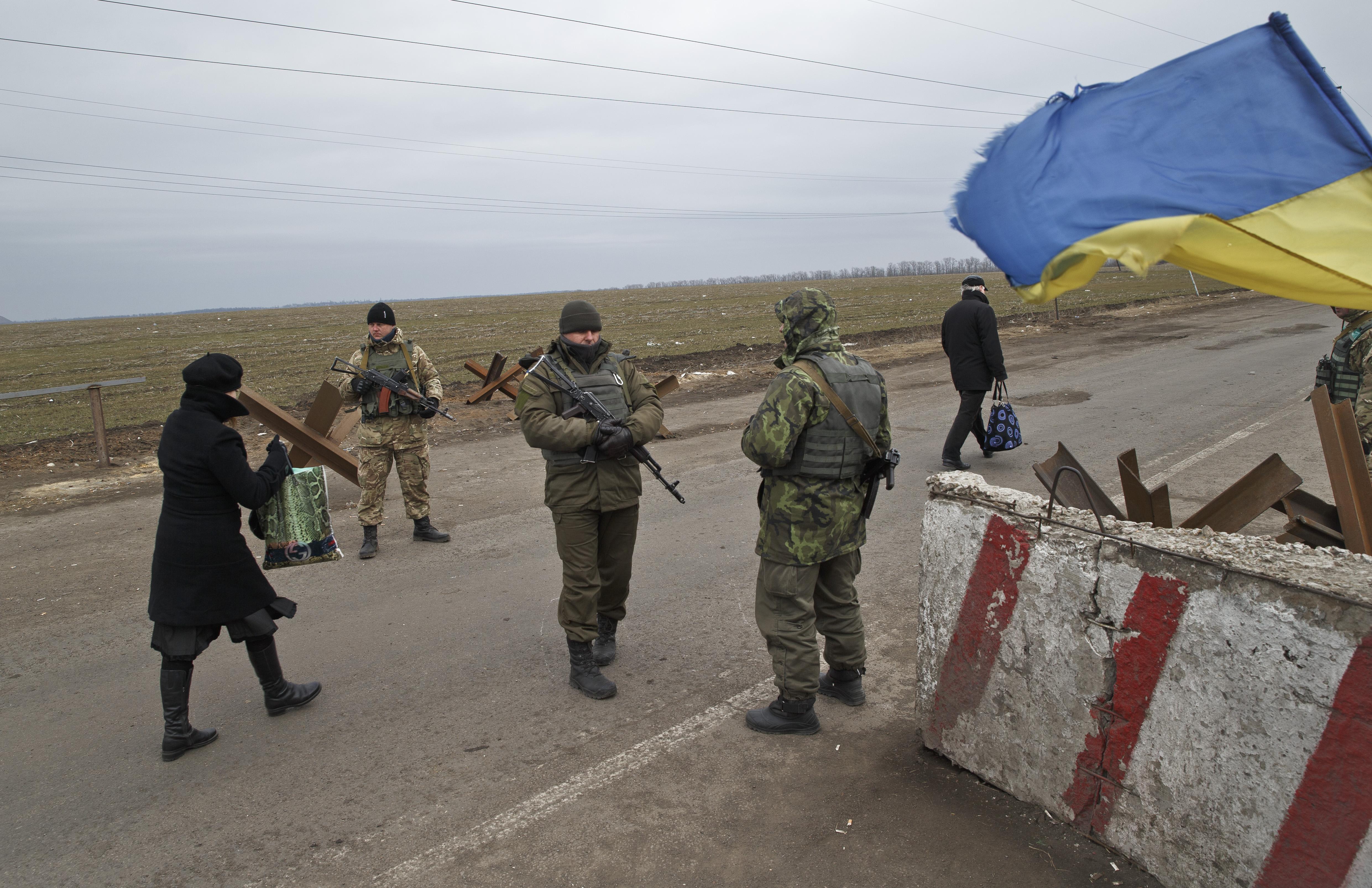 Часть населеных пунктов Донбасса получили особый статус