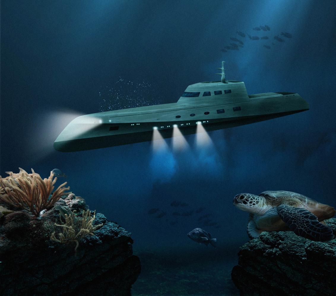 самая лучшая подводная лодка