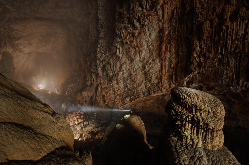 Пещера горной реки, Вьетнам
